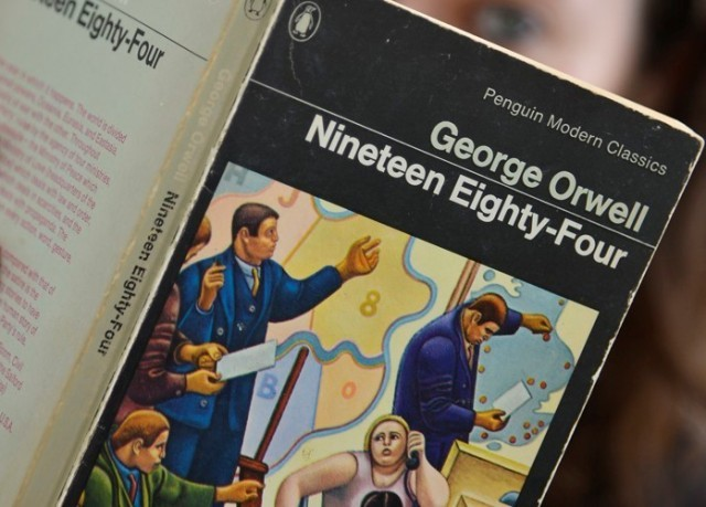 an analysis of the attack on the politics george orwells discomfort in the political world Analysis of george orwell's 1984 - analysis of george orwell's 1984 war is peace freedom is slavery ignorance is strength the party slogan of ingsoc illustrates the sense of contradiction which characterizes the novel 1984.
