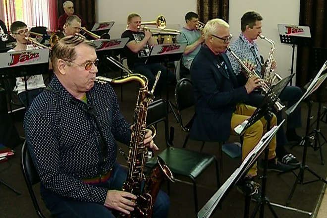 Оркестр Amur Jazz Band выступит в Хэйхэ